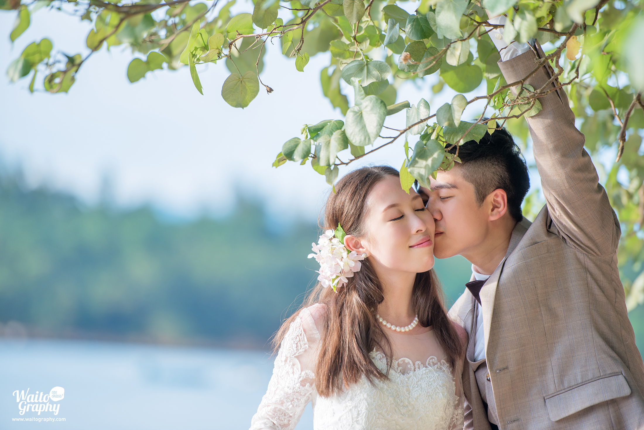 pre wedding hk