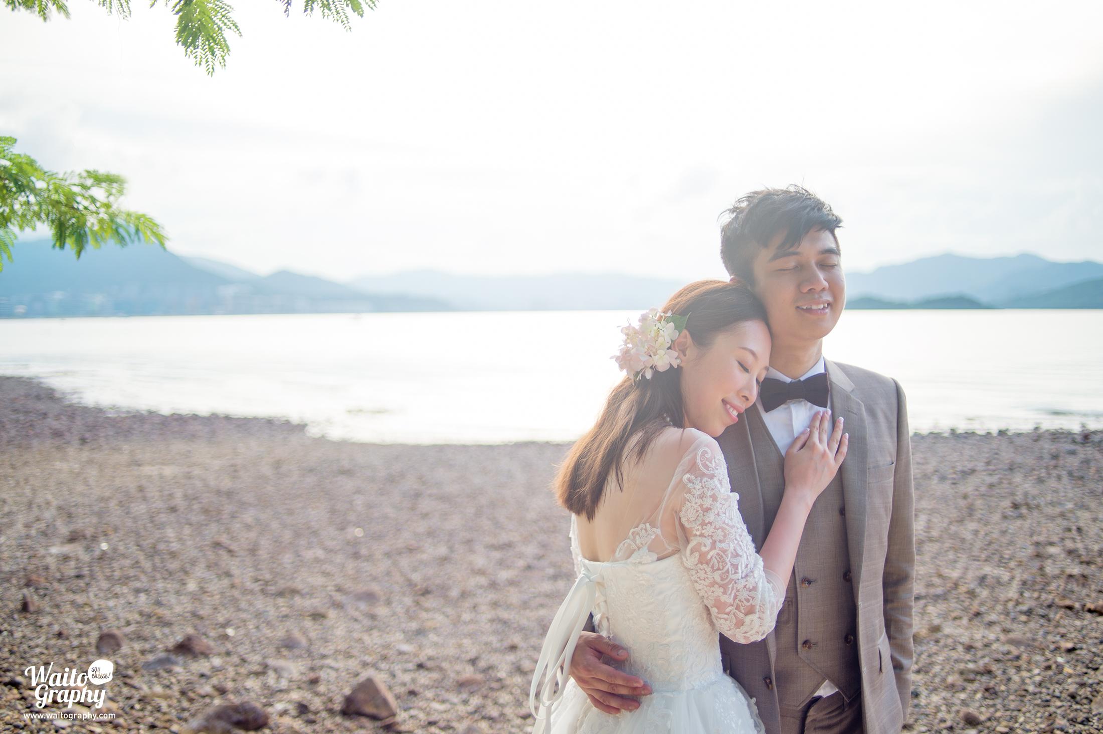 client pre wedding hk