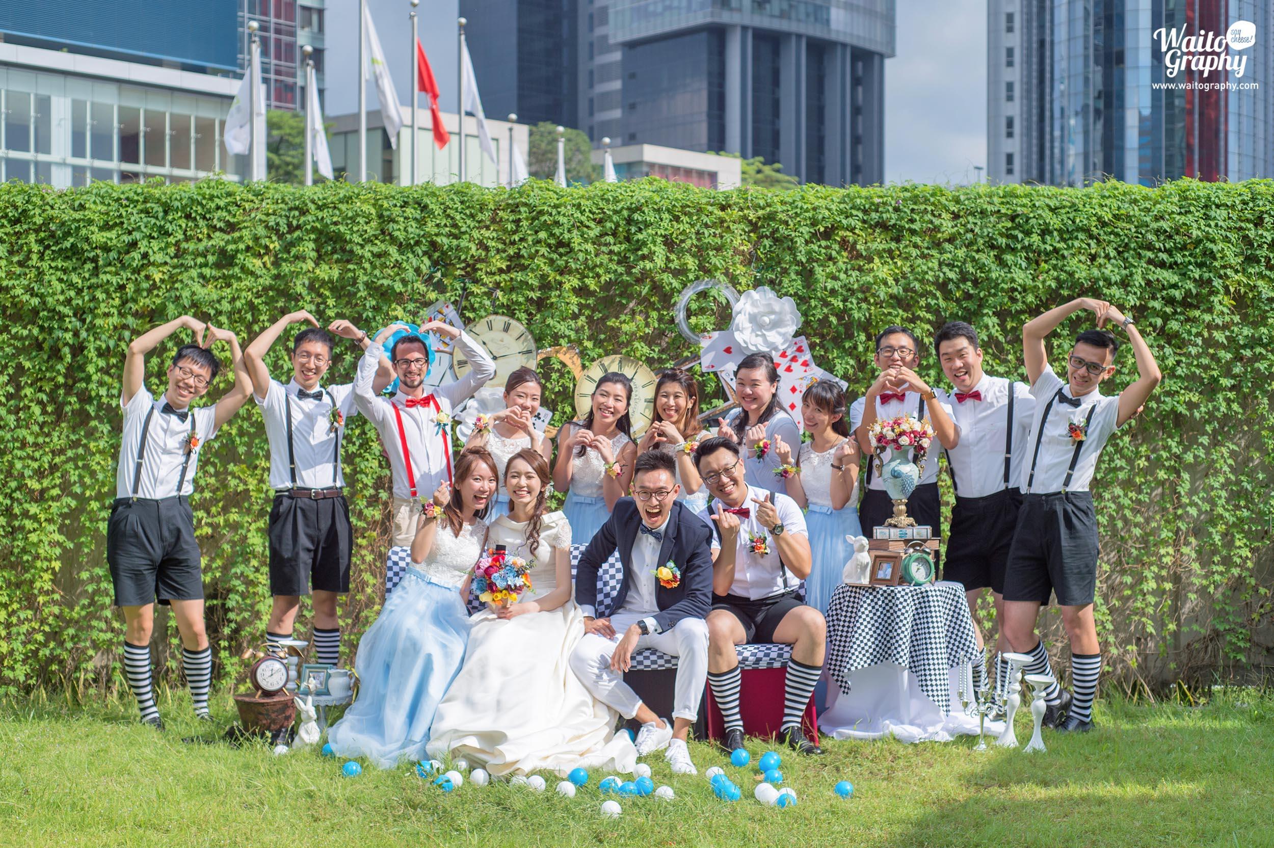 gorgeous wedding at ZCB zero carbon building Kowloon bay taken by Hong Kong wedding photographer