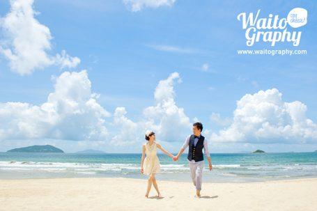 Winnie and Clive Engagement Hong Kong