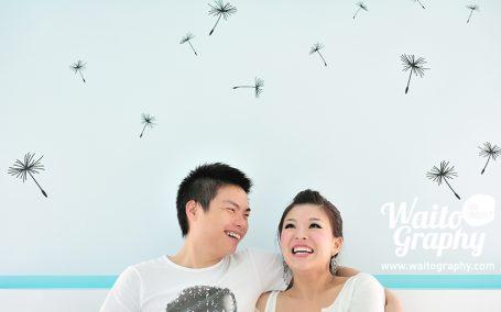 Jasmin & Caesar Engagement Hong Kong