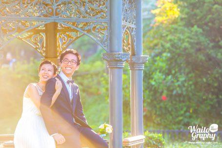 Sandy and Jim Engagement Hong Kong