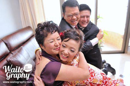 Jo and Jeremy Wedding Day HK