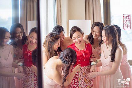 Angel and Gary Wedding Day HK