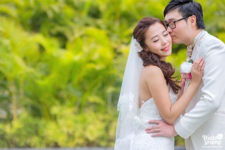 Sonia and YY Wedding Day HK