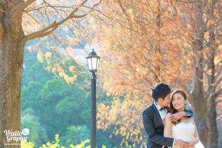 Melissa and Nam Engagement HK