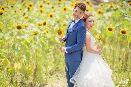 Janet and Ray Engagement Hong Kong
