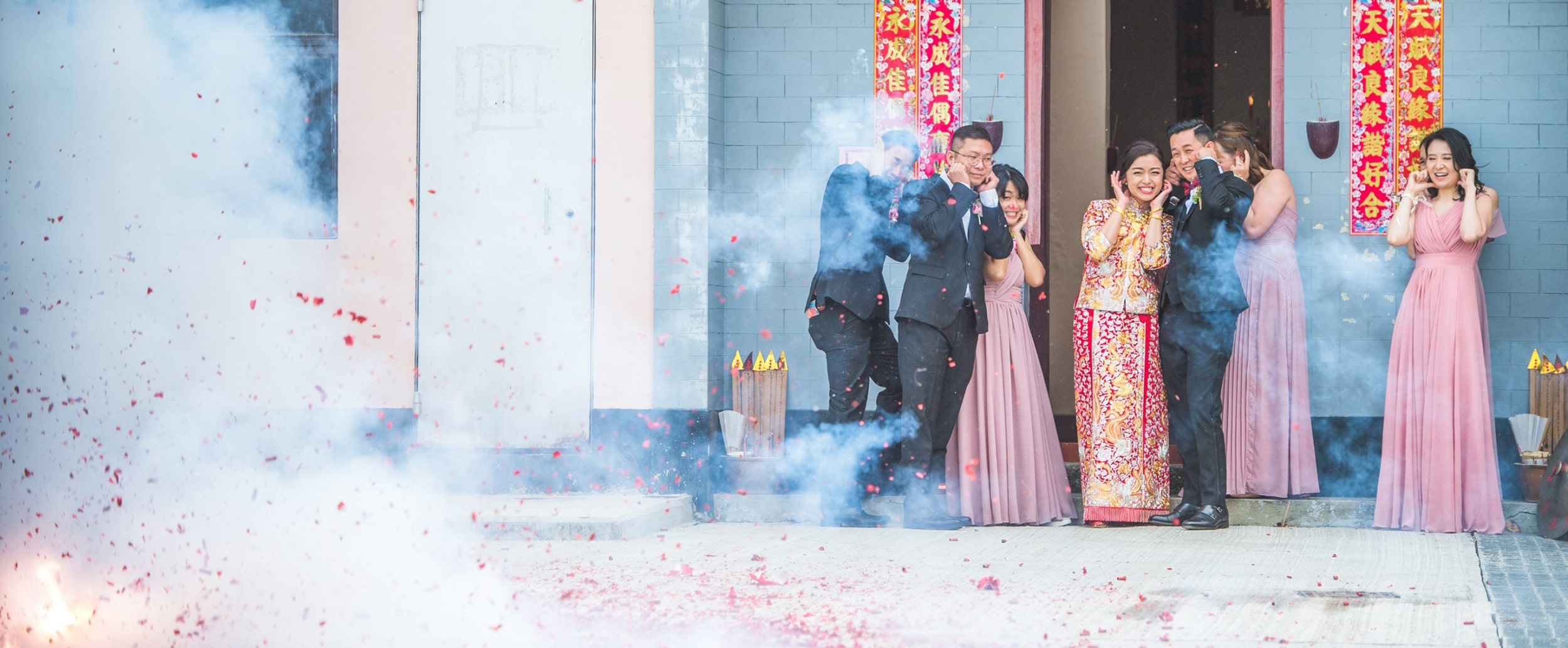 hk chinese traditonal wedding photography